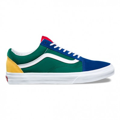 old skool vans yacht club