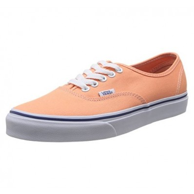 vans arancioni authentic