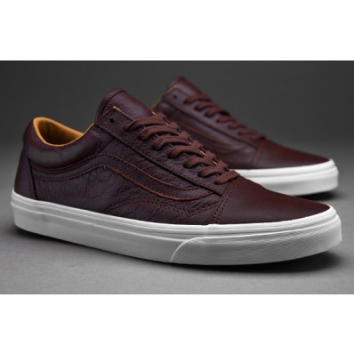 vans old school black uomo leather
