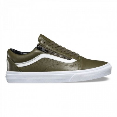 vans old skool verdi uomo
