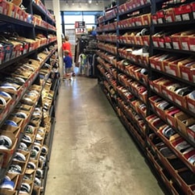 vans warehouse