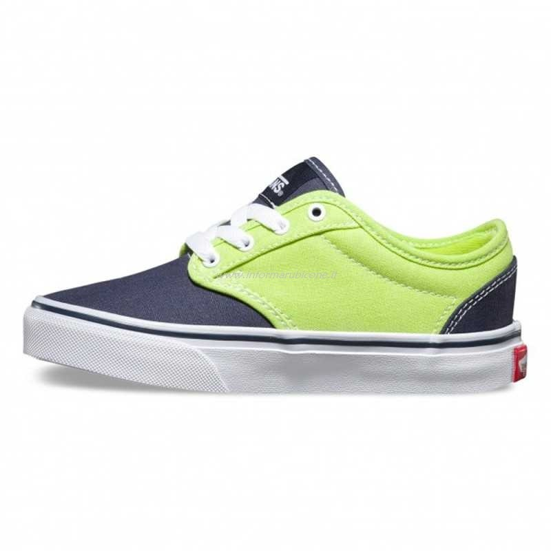 vans atwood gialle