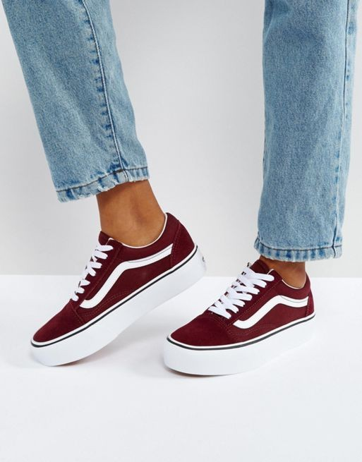 vans old skool ragazza