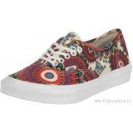 vans colorate donna