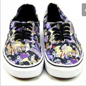 disney villains vans