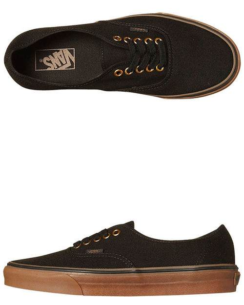 vans authentic gomma