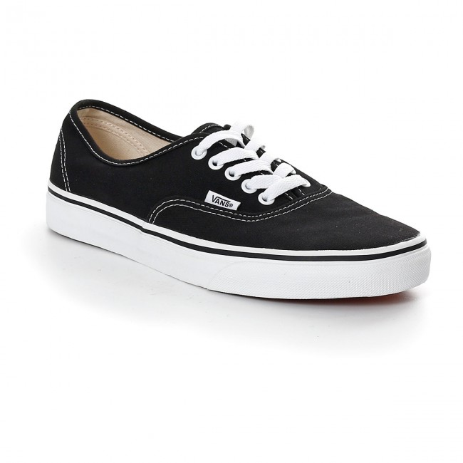 vans authentic nere