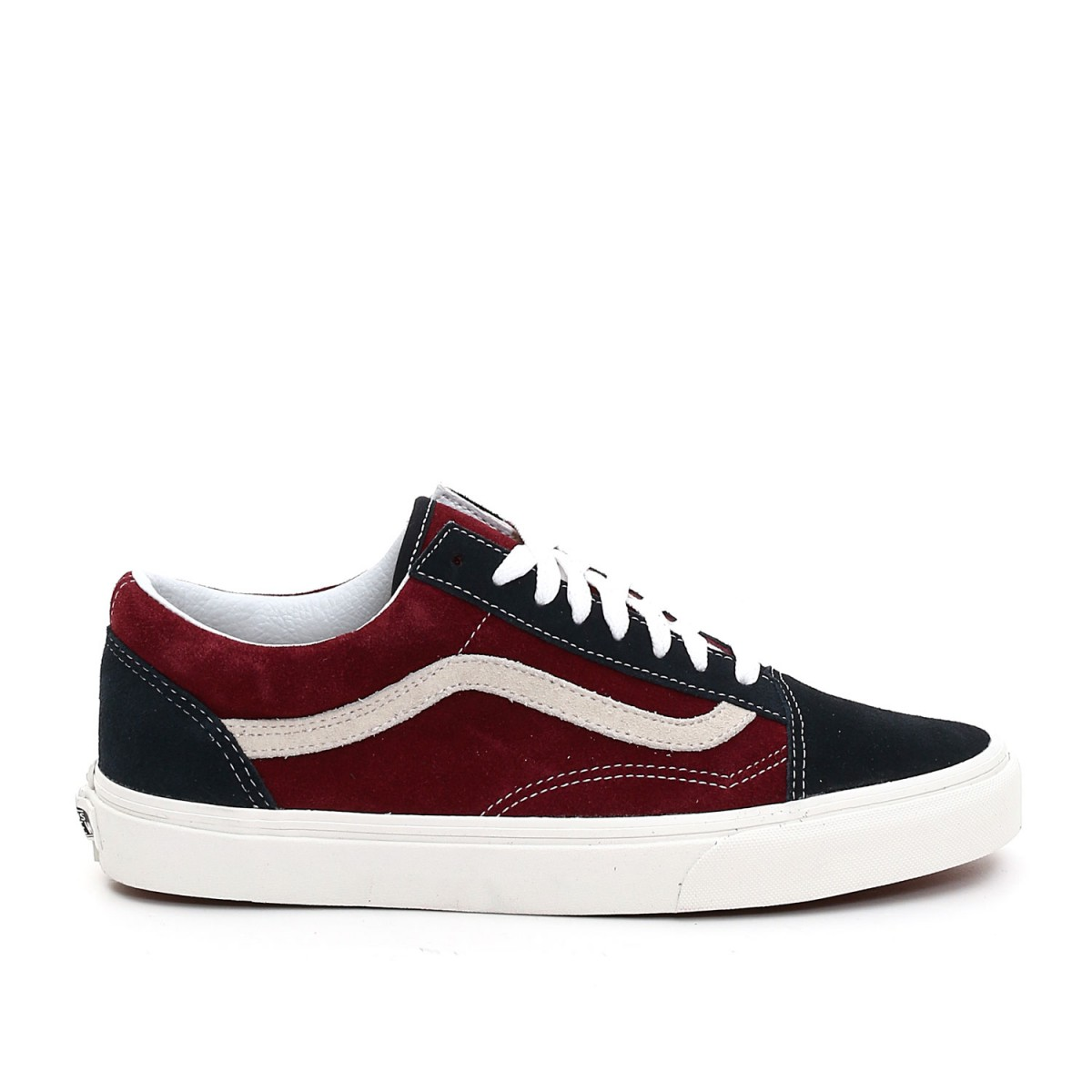 vans old skool bordo donna