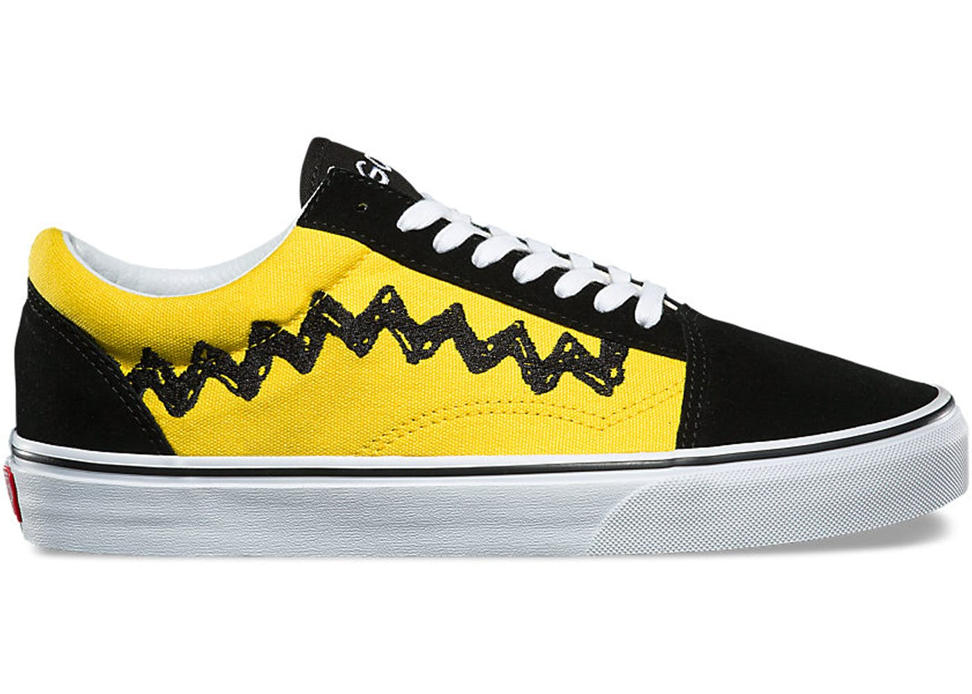 vans charlie brown
