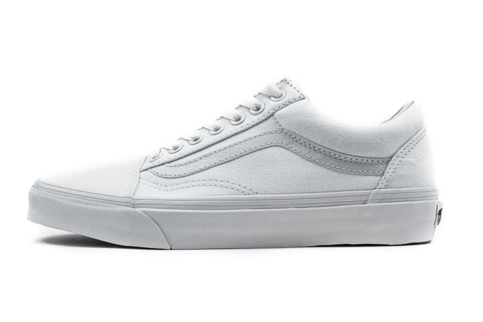 vans old school bianche