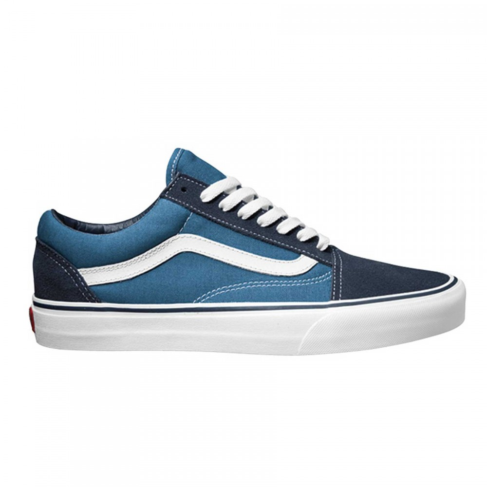 vans old school blu uomo