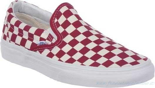 a62a91a5faee0 vans slip on scacchi rossi